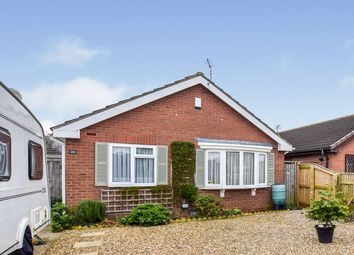 Thumbnail 3 bed detached bungalow for sale in Brooke Drive, Mablethorpe