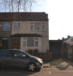 Thumbnail 3 bed end terrace house for sale in Dore Avenue, London