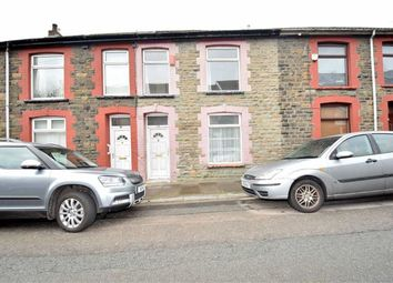 Thumbnail 3 bedroom terraced house for sale in Brynhyfryd Street, Treorchy