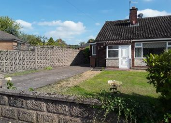 Thumbnail 2 bed bungalow to rent in Poole Avenue, Baddeley Green, Stoke On Trent, Staffordshire