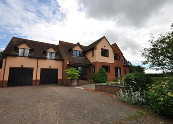 Thumbnail 5 bed detached house for sale in Little Clacton Road, Great Holland
