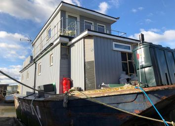 3 bed houseboat for sale in Vicarage Lane, Port Werburgh, Hoo, Rochester ME3