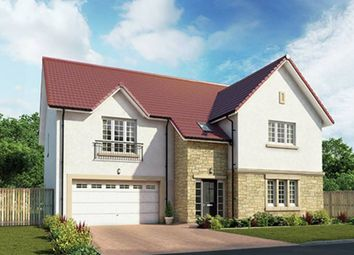 "Thumbnail 5 bed detached house for sale in ""The Moncrief"" at Liberton Gardens, Liberton, Edinburgh"