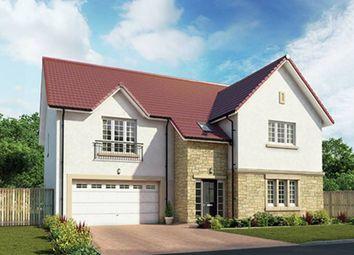 "Thumbnail 5 bed detached house for sale in ""The Moncrief"" at Liberton Gardens, Liberton, Edinburgh"