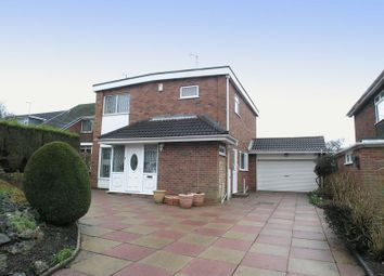 Thumbnail 3 bed detached house for sale in Dudley, Russells Hall, Quentin Drive