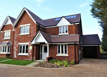 Thumbnail 5 bed detached house for sale in Heatherfields Way, Whitehill, Hampshire