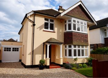 Thumbnail 4 bed detached house for sale in Silverston Avenue, Aldwick