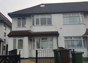 Thumbnail 6 bedroom semi-detached house to rent in Eastleigh Avenue, South Harrow, Harrow