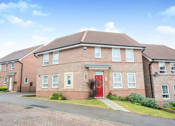 Thumbnail 3 bed detached house for sale in Aylesbury Way, Forest Town, Mansfield, Nottinghamshire