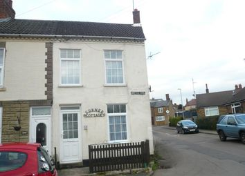 Thumbnail 2 bed end terrace house to rent in Well Lane, Rothwell, Kettering