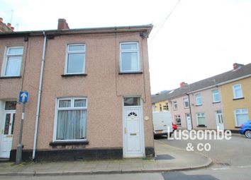 Thumbnail 3 bed end terrace house to rent in Phillip Street, Risca