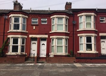 Thumbnail 3 bed terraced house to rent in Violet Road, Liverpool