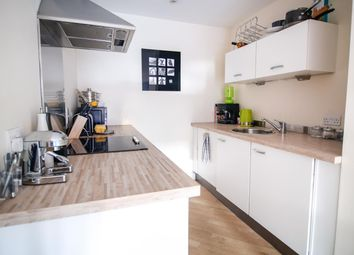 Thumbnail 1 bed flat to rent in Canal Wharf, 14 Waterfront Walk