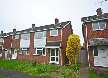 Thumbnail 3 bed semi-detached house for sale in Gifford Close, Longlevens, Gloucester
