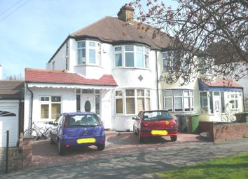 Thumbnail 6 bed semi-detached house to rent in Hill Rise, Potters Bar