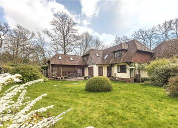 4 bed detached house for sale in Gardeners Lane, East Wellow, Romsey, Hampshire SO51