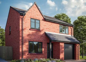 "Thumbnail 4 bed detached house for sale in ""The Goodridge"" at Boundary View, Darlington"