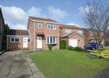 Thumbnail 3 bed detached house for sale in Highfields Way, Holmewood, Chesterfield
