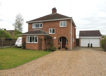 Thumbnail 3 bed detached house for sale in New Road, Shouldham, King's Lynn