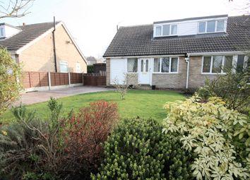 Thumbnail 3 bed semi-detached bungalow to rent in Morwick Grove, Scholes, Leeds