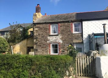 Thumbnail 2 bed semi-detached house for sale in Chapel Cottage, Mawla, Redruth, Cornwall