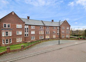 Thumbnail 2 bedroom flat for sale in Jodrell Drive, Grappenhall, Warrington