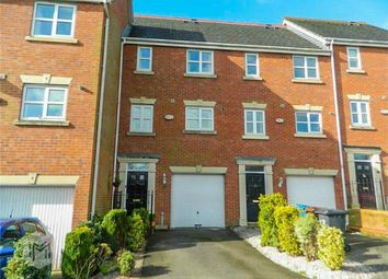 Thumbnail 3 bedroom town house for sale in Mulberry Close, Radcliffe, Bury, Lancashire