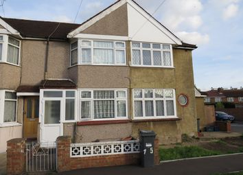 Thumbnail 2 bed terraced house for sale in Saxon Avenue, Feltham