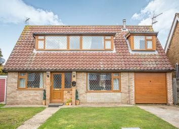Thumbnail 4 bed bungalow for sale in Trimingham, Norwich, Norfolk