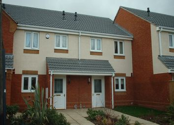 Thumbnail 2 bed terraced house to rent in Cardinals Close, Donnington Wood, Telford