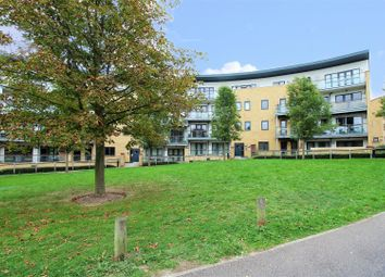 Thumbnail 2 bed flat for sale in Waterstone Way, Greenhithe