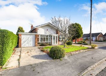 Thumbnail 3 bed bungalow for sale in Flint Close, Hazel Grove, Stockport