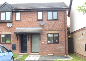 Thumbnail 2 bed end terrace house for sale in The Shires, Lower Bullingham, Hereford