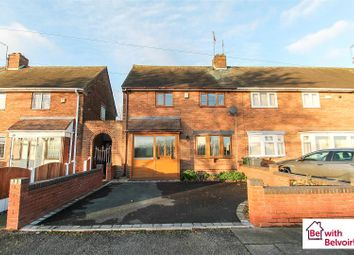 Thumbnail 2 bed end terrace house for sale in Grenfell Road, Walsall