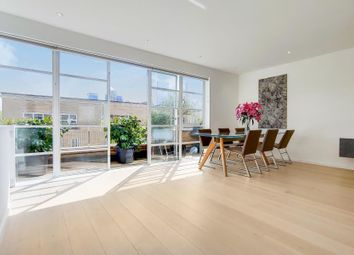 Thumbnail 3 bed flat for sale in Roy Square, London