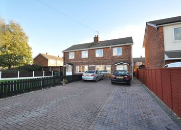 Thumbnail 3 bed semi-detached house for sale in Cameron Road, Moreton, Wirral