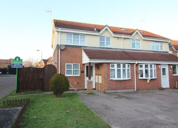 Thumbnail 3 bed semi-detached house for sale in Nidderdale, Carlton Colville, Lowestoft