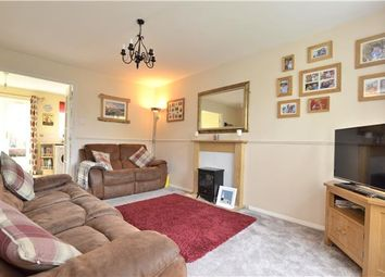 Thumbnail 2 bed terraced house for sale in Westbury View, Peasedown St. John, Bath, Somerset