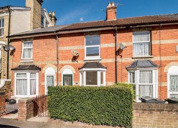 Thumbnail 3 bed terraced house for sale in Hardinge Road, Ashford, Kent