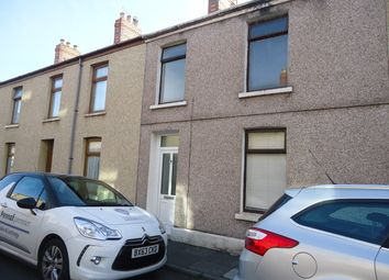 Thumbnail 3 bed terraced house to rent in Thomas Street, Port Talbot