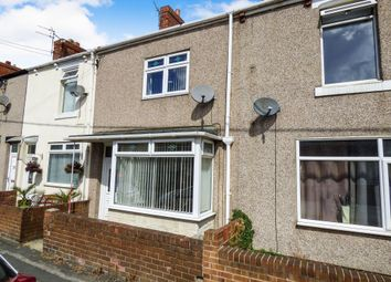 Thumbnail 2 bed terraced house for sale in South View, Trimdon Grange, Trimdon Station