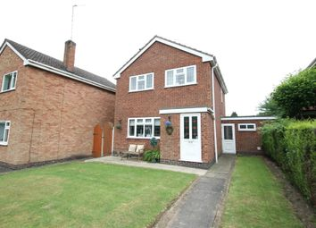 Thumbnail 3 bed detached house for sale in Watling Street, Mancetter, Atherstone