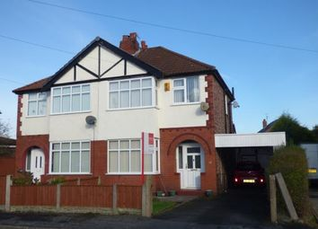 Thumbnail 3 bed semi-detached house for sale in Wilmot Avenue, Great Sankey, Warrington, Cheshire