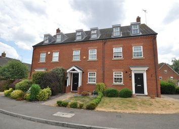 Thumbnail 3 bed town house for sale in Tubbs Croft, Welwyn Garden City, Hertfordshire