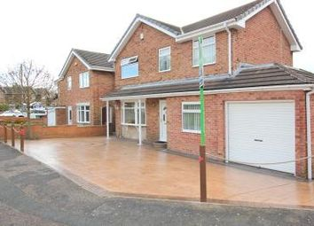Thumbnail 5 bed detached house for sale in Newlaithes Crescent, Normanton