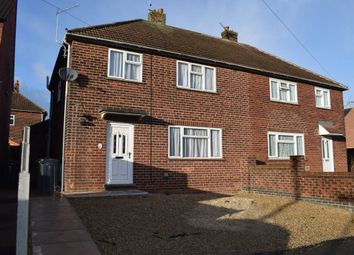 Thumbnail 4 bed semi-detached house to rent in South Street, Swanwick, Alfreton