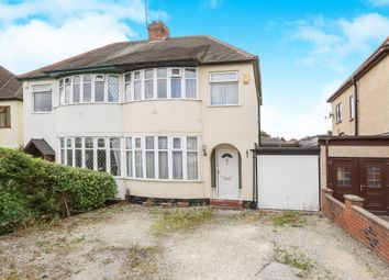 Thumbnail 3 bedroom semi-detached house for sale in Lynton Avenue, Claregate, Wolverhampton