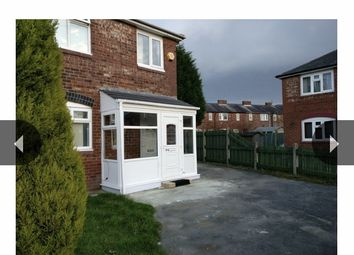 Thumbnail 3 bed semi-detached house to rent in Barnston Avenue, Manchester