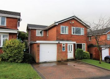 Thumbnail 4 bed detached house for sale in Amberwood, Chadderton, Oldham