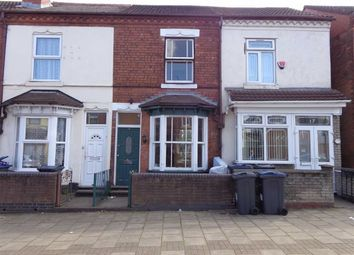 Thumbnail 3 bed terraced house for sale in Malmesbury Road, Small Heath, Birmingham